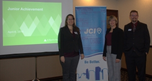 JCI Brantford Partners with JA - Company Program Returns to Brantford